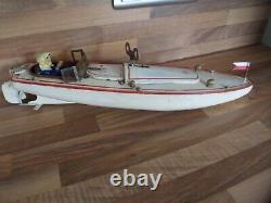 Canot JEP 5 Luxe 916 Antikspielzeug old toy canot de bassin no GIL-JRD