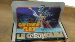 Capitaine flam boite popy pour le cosmolem / capitan futuro / captain future