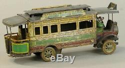 Charles Rossignol Trocadero Auto Bus