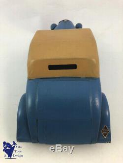 Cij 5/14 Renault Vivasport Cabriolet C. 1935 Jouet Ancien Tole Mecanique