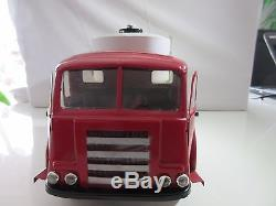 Cij. Camion Cimentier Saviem J. M. 240 Original Jouet Ancien