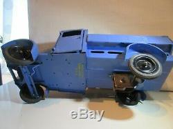 Cij Renault 5 T Laitier Original Jouet Ancien