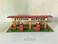 Cij Station Service