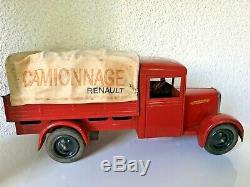 Cij Tole Camion Renault 5t Bache