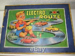 Circuit JOMA Electro Route 3
