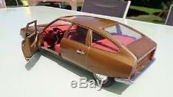 Citroen CX SANCHIS 1/12 friction comme neuve jouets type SM Mont blanc joustra