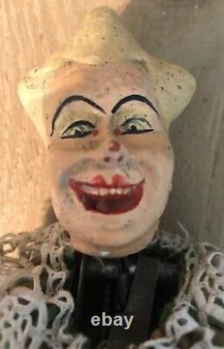 Clown Migault Cirque Automate