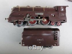 Coffret jep locomotive 222 1937 ECH O Compatible Hornby Marklin Bing
