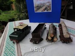 Coffret louis Roussy LR 1936 ECH O Compatible Hornby Marklin Bing Jep