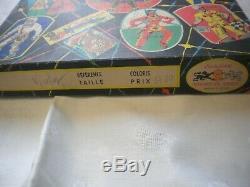 Collection jouets séries télévisées 1960 1970 d'époque RTF-ORTF