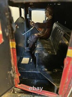 Cr Bus Transports Routiers Jep Cij Marklin Jouet En Tole