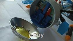 Cyberlabe Capitaine Flam / Future Comet Captain Future