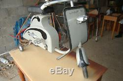 Cyclomoteur a pedale Vespa MFA annee 50