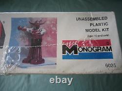 DV5765 MONOGRAM SHOGUN WARRIORS GRANDIZER MODEL KIT PLASTIC 6025 24,13 cm
