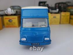 Dinky Toys Trafic Sb2 Saviem Sulky Peu Courant Et Original