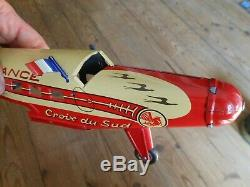 Etat Superbe! 1953 JOUSTRA, Croix du Sud + Boîte. AIR FRANCE ALBA, Rare
