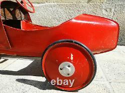 Eureka Voiture à pédales Bugatti BB25