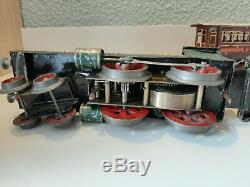FV SIF J de P Rare rame mécanique Loco 220 Wagon Fourgon Ecartement 1