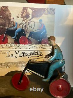 Fernand Martin jouet Victor Bonnet La Motocyclette