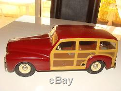 Ford Marchesini Tres Rare Original Jouet Ancien