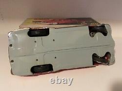 GAMA Cadillac tin toys 1953 fer blanc allemagne idem joustra / marusan / ichiko