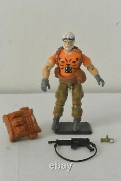 GI JOE Figurine vintage Tiger Force Outback 1988 (C185 B135)