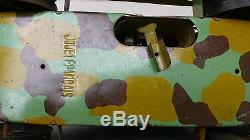 GRAND CHAR TÔLE RENAULT CIJ L 45 cm BEL ETAT No 2