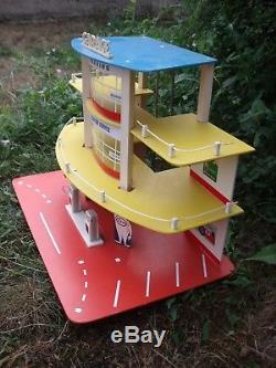 Garage Esso Depreux 1970 Station 1/43 Neuve D'origine Pour Dinky Toys