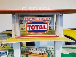 Garage Nil Depreux 1/43 Dinky Toys Norev Solido Cij Jep Jrd