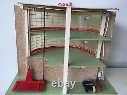 Garage Station Esso Depreux Electrifié 2 Etages 2 Pompe Pub Ascenseur Vintage 60