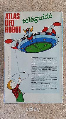 Goldorak 1979 Toei Animation / neuf. Vintage. Rare