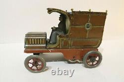 Greppert & Kelch Camion de Livraison Mecanique Etat Neuf Germany 1915