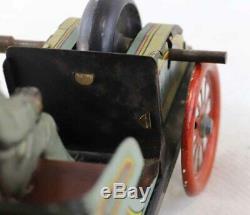 HESSMOBILE VOITURE 1900 / jouet ancien