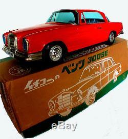 ICHIKO Coupé MERCEDES 300 SE / JAPAN 1970-80s Livraison dans le Monde entier