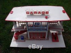 Incroyable Garage Station Service Mioux 1960 1/43 Etat Neuf D'origine