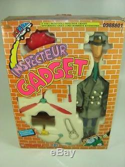 Inspecteur Gadget Bandai Popy 1983 Jouet En Boite France Française