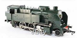 JEP LOCOMOTIVE 131 ZAMAC echelle 0 / train jouet ancien