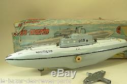 JEP. Sous marin. Nautilus