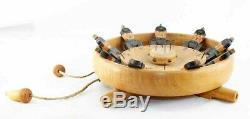 JEU ANTI-BOCHE 1915 / toupie / jouet ancien