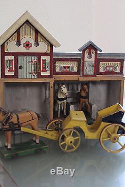 Jouet ancien en bois best jouet ancien en bois a trainer pluto de disney des annees with jouet - Garage citroen bois guillaume ...