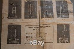 JOUET ANCIEN mécanique automate CLOWN MIGAULT 1920 + accessoires cirque