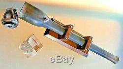 JOUET ancien PULSE JET REACTEUR DYNA-JET USA Jet gasoline engine Aeromarine