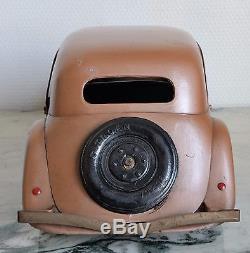 JRD jouet Citroën traction de 1935 à moteur mécanique