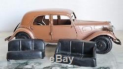 Jrd Mécanique Moteur Jouet 1935 Citroën De Traction À trBdshxQCo