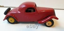 JRD traction faux cabriolet Citroën jouet ancien tôle époque André Citroën CIJ