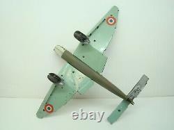 Jep Dux Stuka Ju87 Bombardier En Piquer Wwii Jouet Ancien