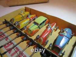 Jep Exceptionel Coffret Rallye Bugatti & Delage Original Jouet Ancien