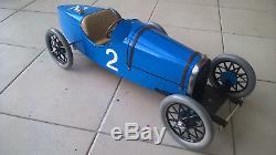 Jep Grande Bugatti Type 35 No Cij No Jrd