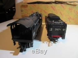 Jep Locomotive 141p Etat Exceptionnel Zamac Original Jouet Ancien