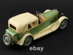 Jep Talbot 40cv Coupé Chauffeur Jouet Ancien Des Annees 30